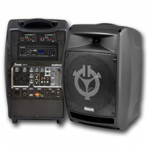 Stage-Pro Chiayo portable 150 watt wireless-PA