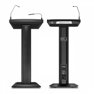 Denon Active Lectern with built-in speakers