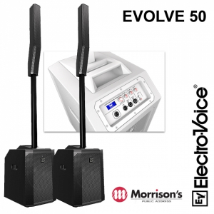 Electro-Voice Evolve 50 black