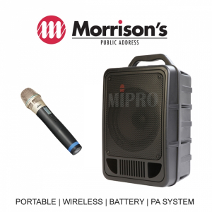 Mipro MA705PAM5-1 Pack with ACT32H5 Wireless Mic
