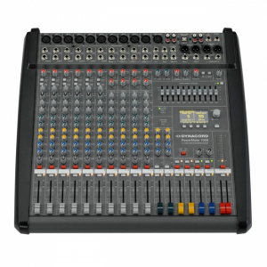Dynacord PowerMate PM1000-3 10 Channel Mixer