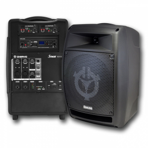 Stageman Chiayo 100 watt wireless Portable-PA