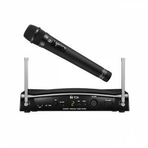 TOA wireless microphone system
