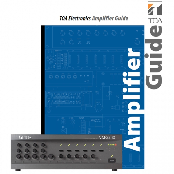 toa pa system amplifier guide rh morrisonsav com au Toa Amplifier Repair Toa Power Amplifiers